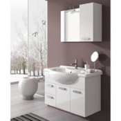 Bathroom Vanity 32 Inch Bathroom Vanity Set PH02 ACF PH02