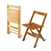Folding Chair Beech Wood Folding Chair 333 Aris 333