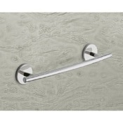 Towel Bar Polished Chrome 14 Inch Towel Bar Gedy 4221-35-13