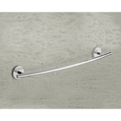 Towel Bar Polished Chrome 24 Inch Towel Bar Gedy 4221-60-13