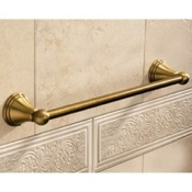 Towel Bar Classic-Style Bronze 18 Inch Towel Bar Gedy 7521-45-44