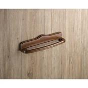 Towel Bar Wood 14 Inch Towel Bar Gedy 8121-35-95