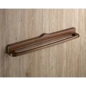 Towel Bar Wood 24 Inch Towel Bar Gedy 8121-60-95