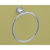 Towel Ring Round Chrome Towel Ring Gedy GE70-13