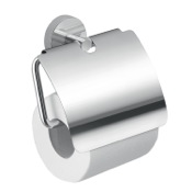Toilet Paper Holder Chrome Toilet Paper Holder With Cover Gedy 2325-13