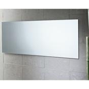 Vanity Mirror 39 x 16 Inch Polished Edge Vanity Mirror Gedy 2552-13