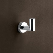 Bathroom Hook Polished Chrome Hook Gedy 3726-13
