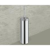 Toilet Brush Steel Toilet Brush Holder With Bristle Brush Gedy 4233-13
