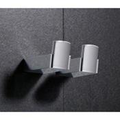 Bathroom Hook Pair Of Chrome Hook(s) Gedy 5527-13