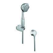 Handheld Showerhead Hand Shower with Water Connection and Hose Gedy SUP1049