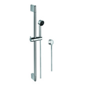 Handheld Showerhead Sliding Rail, Hand Shower, and Water Connection Gedy SUP1098