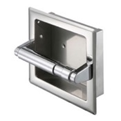 Toilet Paper Holder Stainless Steel Recessed Toilet Roll Holder Geesa 120