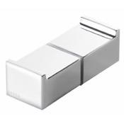 Shower Door Handle and Knob Chrome Brass Shower Door Knobs Geesa 3565-02