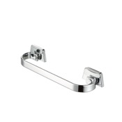 Shower Grab Bar 10 Inch Chrome Shower Grab Bar 5132-25 Geesa 5132-25