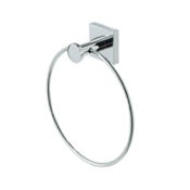 Towel Ring Chrome Brass Towel Ring Geesa 6804-02