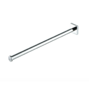 Towel Bar Chrome Brass Towel Bar Geesa 6805-02