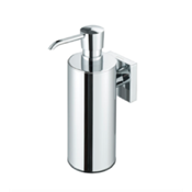 Soap Dispenser Chrome Brass Soap Dispenser Geesa 6827-02