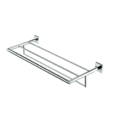 Train Rack Chrome Brass Train Rack Geesa 6852-02