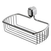Shower Basket Chrome Wire Shower Basket 8514-06 Geesa 8514-06