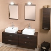Bathroom Vanity His and Hers Bathroom Vanity Set A11 Iotti A11