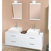 Bathroom Vanity 61 Inch Bathroom Vanity Set Iotti A11