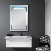 Bathroom Vanity Vanity Set with Vertical Backlight Mirror FL3 Iotti FL3