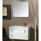 Bathroom Vanity 35 Inch Bathroom Vanity Set NE1 Iotti NE1