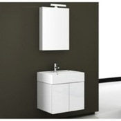 Bathroom Vanity 24 Inch Bathroom Vanity Set Iotti SM01