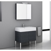Bathroom Vanity 32 Inch Bathroom Vanity Set Iotti SM03