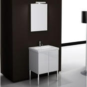 Bathroom Vanity 24 Inch Bathroom Vanity Set Iotti TR01