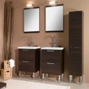 Bathroom Vanity 19 Inch Dual Bathroom Vanity Set Iotti L11