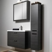 Bathroom Vanity Modern Vanity Set with Ceramic Sink And Medicine Cabinet L16 Iotti L16