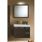 Bathroom Vanity 30 Inch Bathroom Vanity Set LE3 Iotti LE3