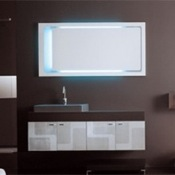 Bathroom Vanity 55 Inch Bathroom Vanity Set NC4 Iotti NC4