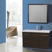 Bathroom Vanity 38 Inch Bathroom Vanity Set Iotti NG3
