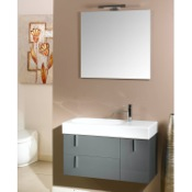 Bathroom Vanity 35 Inch Bathroom Vanity Set NE3 Iotti NE3