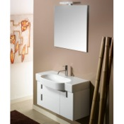 Bathroom Vanity 35 Inch Bathroom Vanity Set NE4 Iotti NE4