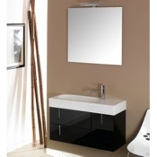 Bathroom Vanity 35 Inch Bathroom Vanity Set NE5 Iotti NE5