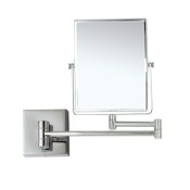 Makeup Mirror Double Face Wall Mounted Makeup Mirror Nameeks AR7721