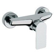 Mixer Wall-Mounted Shower Mixer With Frontal Lever Remer I33US