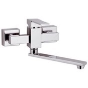 Tub Fillers Chrome Wall Mounted Tub Filler Remer Q41