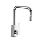 Kitchen Faucets Chrome One Hole Kitchen Faucet Remer Q73