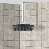 Shower Head Rain Function Shower Head with Arm Remer 347S-354QI
