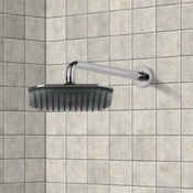 Shower Head Rain Shower Head with Arm in Polished Chrome Remer 343-30-354Ql