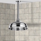 Shower Head Round Ceiling Mounted Shower Head with Arm Remer 347N-359B20