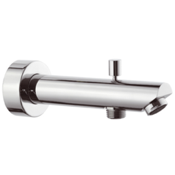 Tub Spout Built-In Tub Spout With Diverter Remer 91MD