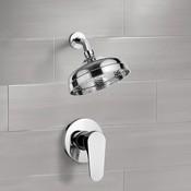 Shower Faucet Shower Faucet Set with 8