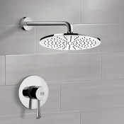 Shower Faucet Shower Faucet Set with 12