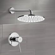 Shower Faucet Shower Faucet Set with 12