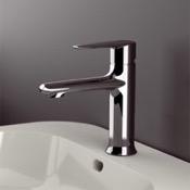 Bathroom Faucet Chrome Round Bathroom Sink Faucet Remer V11